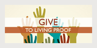 Give to Living Proof